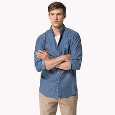 4c257715 Brady Regular Fit Shirt | Official Tommy Hilfiger Shop Tommy Hilfiger Shop,  Men's Collection,