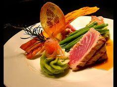 Food Plating. Food Decoration. Plating Garnishes. Food Arts. Food Presen...