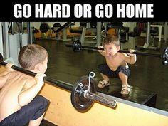 Hard core.