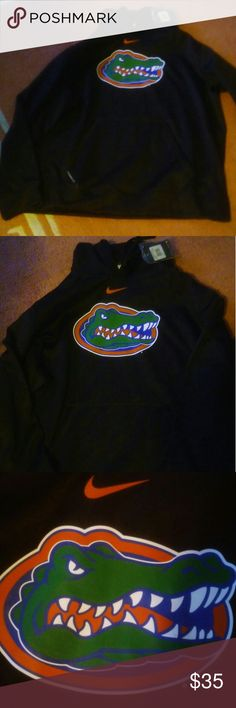 Nwt Nike Gators hoodie This is a men's 2x Nike Gators hoodie Nike Shirts Sweatshirts & Hoodies