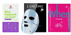 You're not done packing until you slip one of these face masks into your carry-on.