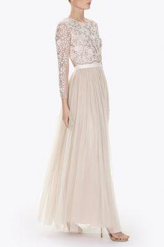 Foi amor à primeira vista, esta minha relação com a marca inglesa Needle & Thread. Estes poderão ser os meus vestidos de noiva preferidos!