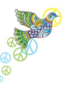 Hippy Chic Collection for Samamama Apparel by Barbara Samanich, via Behance