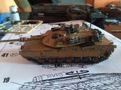 M1a1 (HA)  Abrams revell 1/72