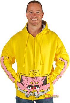 Krang hoodie