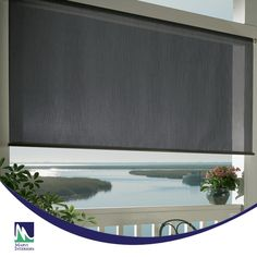 Marvi Interiors​ Roller Darkout fabric Binds, block of incoming light; great for bedrooms, offices and home theatres; outside mounts help block most light. Best Blinds, Solar Shades, Shades Blinds, Blinds For Windows, Outdoor Gardens, Outdoor Living, Backyard, Exterior, Curtains