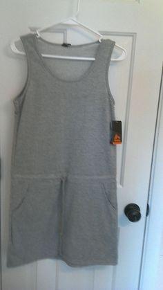 RBX Active Women's Sleeveless Dress NWT Small & Medium #RBX #Dress