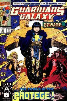 #MARVEL COMICS [] GUARDIANS OF THE GALAXY []