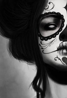 """TheMadhatress: """"Dia De Los Muertos"""""""