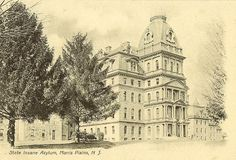 Greystone Park Psychiatric Hospital, New Jersey's second oldest insane asylum, opened its doors to the first 300 patients in 1877. Originally called the New Jersey State Lunatic Asylum at Morristown, it received its current name, Greystone Park, in 1924.