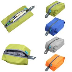 Sports Storage Laundry Clothes Finishing Backpack Harmonious Colors Dependable Travel Storage Transparent Waterproof Wash Bag Beam Pull Rope Beach Bag