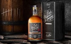 Bols Genever Barrel Strength on Packaging of the World - Creative Package Design Gallery