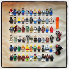 This is What $25 Can Get You (If You're a Skilled Thrifter)! #LEGO
