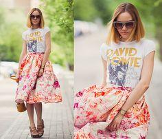 Lidia ♫♪♫ - Chic Wish Skirt -  golden years