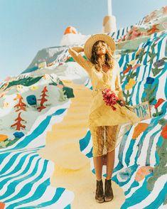 Festival Season (By Tezza) Fashion Shoot, Fashion Beauty, Fringe Cowboy Boots, Coachella Festival, Effortless Chic, California Style, Cheetah Print, Fashion Pictures, Festival Fashion