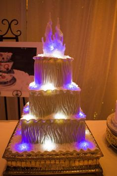 Butterwood Desserts Wedding Cakes