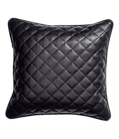 Handmade Genuine Lambskin Leather Pillow Cover Leather Cushion Cover All SIZE Leather Throw Pillows, Leather Pillow, Leather Sofa, Decorative Throw Pillows, Leather Cushions, Leather Jacket, Quilted Leather, Lambskin Leather, Black Faux Leather