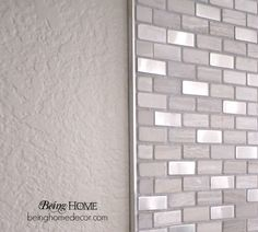 Super Simple Diy Tile Backsplash