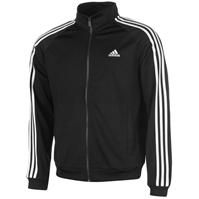 adidas Essential 3 Stripes Track Top
