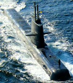 Swedish Navy, Brighton Sea, Us Navy Submarines, Nuclear Submarine, Navy Military, Armada, Navy Ships, Military Weapons, War Machine