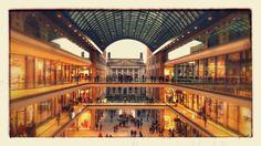 Wunderschönes Shoppingcenter! Mall Of Berlin