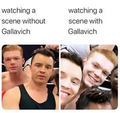 Shameless Series, Watch Shameless, Shameless Characters, Shameless Mickey And Ian, Shameless Tv Show, Ian And Mickey, Cameron Monaghan Gotham, Im Going Crazy, Funny Videos Clean