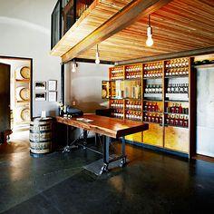 Oola Distillery - Seattle, WA - Sunset