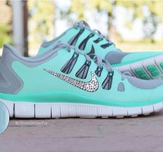 I will love anyone that can get me these. Tiffany Blue Nike shoes