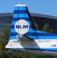 Nederlandse Luchtvaart Maatschappij (NLM) F-27 Friendship tail Bicycle Art, Little Sisters, Airplane, Netherlands, Holland, Dutch, Friendship, Aircraft, Planes