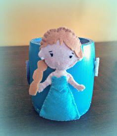 Portapenne Frozen! <3