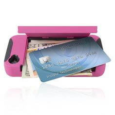 Incipio Stowaway Credit Card Case for iPhone 4/4S