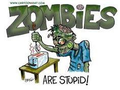 cartoon zombies - Google Search