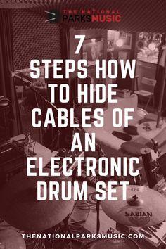 7 Steps How to Hide Cables of an Electronic Drum Set (Step By Step)! Drummer blog, drum kits, drums art, drum set, drum room, drums studio, vintage drums, diy drums, drum sticks, drum chair, drum table, drum sheet music, metal drum, hang drum, learn drums, steel drum, drum and bass, drum accessories, drums girl, hand drum. #Drumblogs #drumkits #drumset #drumroomideas #drumsstudio #drumsticks #drumchair Drum Sheet Music, Drums Sheet, Learn Drums, How To Play Drums, Drum Chair, Drum Table, Drums Girl, Drums Studio, Drums For Kids