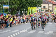 Tour de Pologne 2014  #tourdepologne #nowysacz #sport #cycles