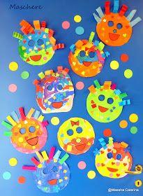 Die 49 Besten Bilder Von Karneval Deko