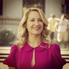 Meet Aubrey, the new leader of the Barden Bellas, played by Pitch Perfect 1, Which Character Are You, Anna Camp, Pretty Much, Actresses, Actors, Celebrities, How To Wear, Movies