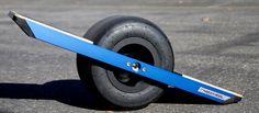 Grind this: Onewheel electric skateboard balances itself