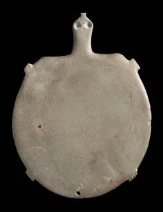 Turtle palette - Egyptian, Predynastic Period, Naqada I–II, B. Ancient Egyptian Jewelry, Achaemenid, Ancient Artifacts, Ancient History, Palette, Lost Horizon, Ceramic Pots, Ceramics, Sculpture
