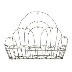 Terrain Looped Wire Wall Basket