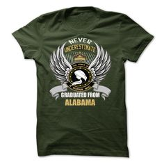 Graduated From Alabama