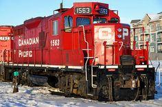 Canadian Pacific Railway by Stella Blu, via Flickr