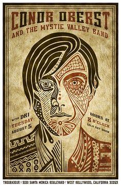 Diario Colectivo Bicicleta, ilustración y artes visuales de Colombia y Latinoamerica: 20 Posters Originales para inspirarse.