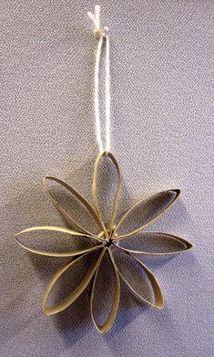 wc rulla tahti Books, Crafts, Diy, Xmas, Christmas Ornaments, Bracelet, Do Crafts, Libros, Manualidades