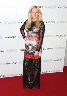 Ellie Goulding arriving for the 2013 Glamour Women of The Year Awards at Berkeley Square in London - June 4, 2013 - Photo: Runway Manhattan/Featureflash
