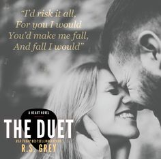Mia's Point of View: RELEASE DAY EVENT :: THE DUET BY R.S. GREY (REVIEW & EXCERPT & TEASERS)