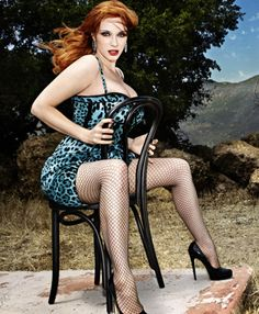 Christina Hendricks #MadMen