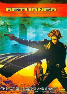 Returner - (Japanese) (time travel/adventure) - Takeshi Kaneshiro