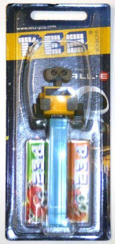 Pez Wall-E