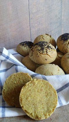 Pan sin gluten ; de harina de arroz y harina de maíz