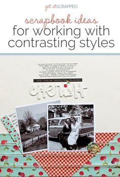 Las ideas del libro de recuerdos para llevar contrastantes estilos Juntos en tu página    Obtenga un desguazado
